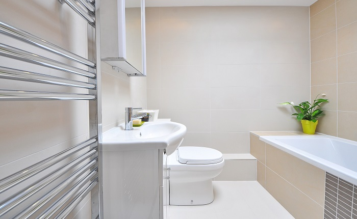 10 Small Bathroom Remodeling Ideas On Budget in 2020 4