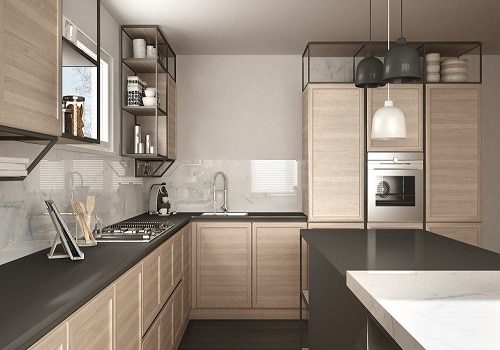 Kitchen Remodeling- Designing, Styling And Setting For House 1