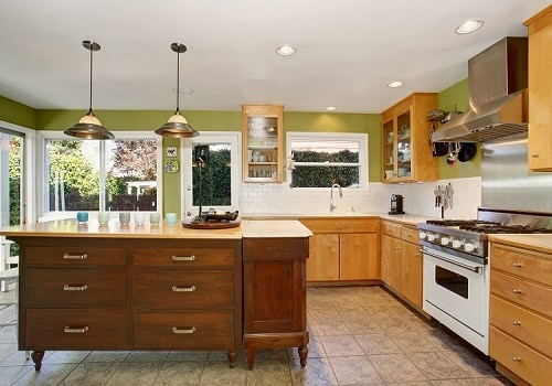 Kitchen Remodeling- Designing, Styling And Setting For House 2