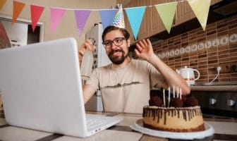 virtual birthday party
