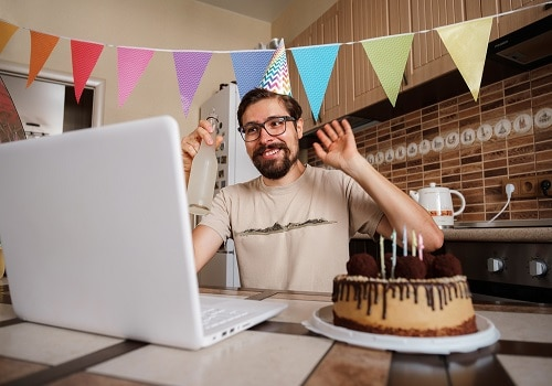 Ways to hold a virtual birthday party this Covid season! 2