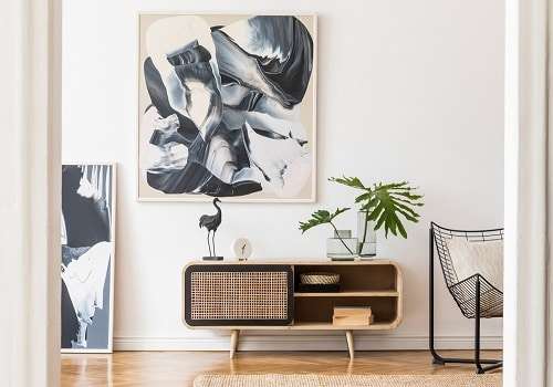 How These Art Decors Ideas Makes Your Living Room Amazing! 8