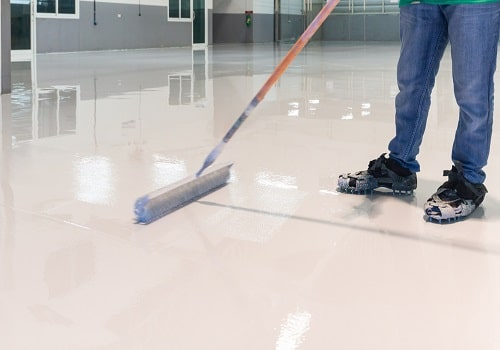 Epoxy Flooring vs. Tiles: 5 Things You should Look at 1